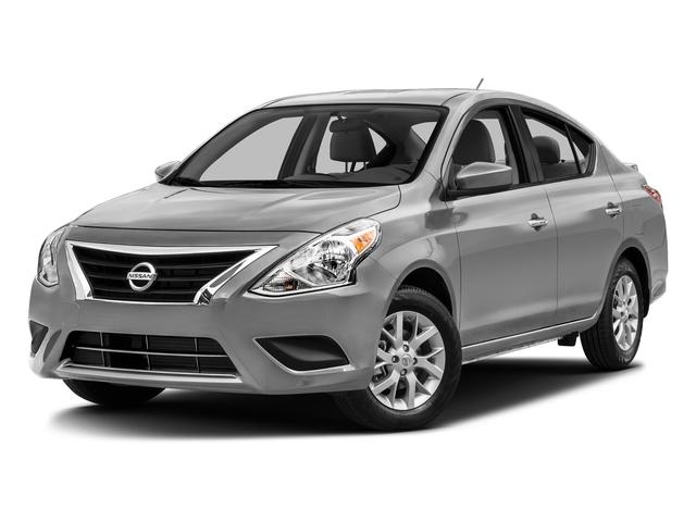 2017 Nissan Versa SV CVT Sedan 4 Dr. FWD