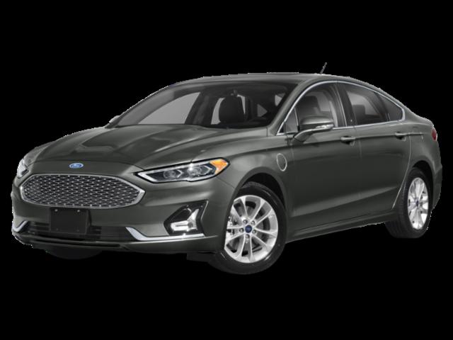 Ford Fusion Plug-In Hybrid