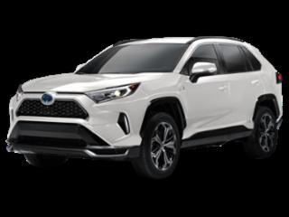 Toyota SE AWD 2021
