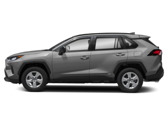 RAV4 All wheel-drive CVT