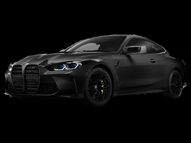 BMW Competition coupé 2021