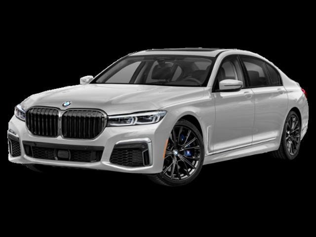 BMW M760Li xDrive Sedan 2021