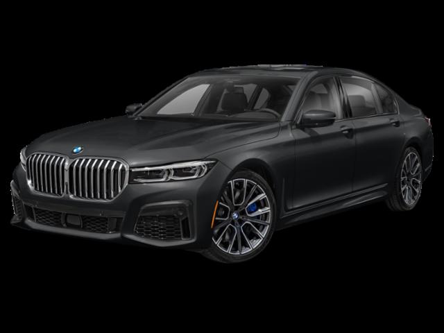 BMW 750Li xDrive Sedan 2021