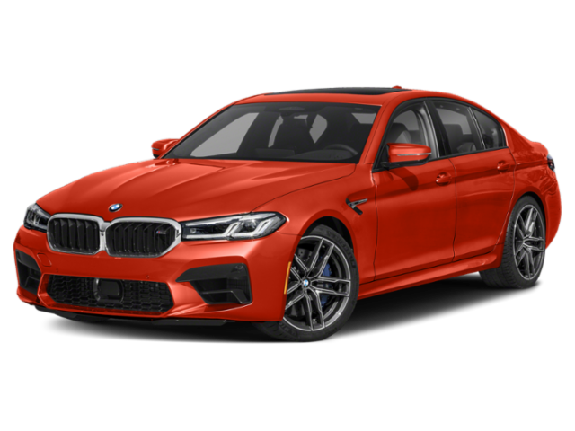 BMW Competition Sedan 2021