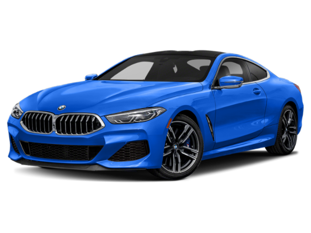 BMW M850i xDrive Coupe 2021