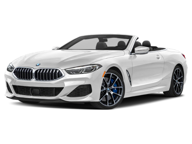 BMW M850i xDrive Cabriolet 2021
