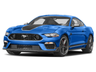 Ford Mach 1 à toit fuyant 2021