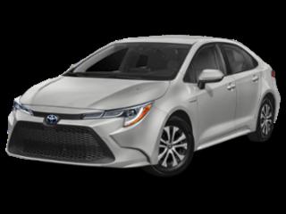Toyota Hybrid CVT 2021