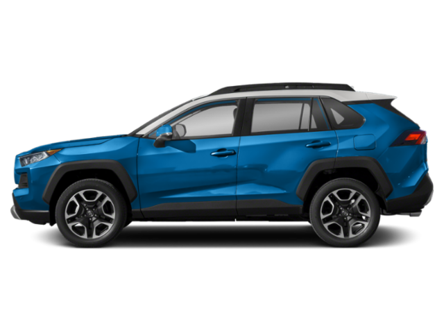 RAV4 All wheel-drive