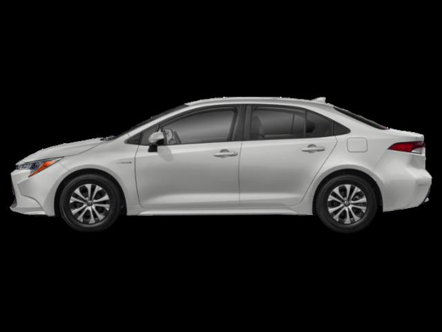 Corolla Hybrid CVT