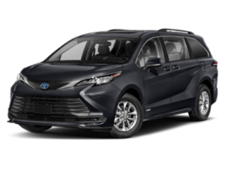 Toyota XLE 8-Passenger FWD 2021