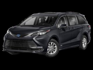 Toyota XSE 7-Passenger AWD 2021