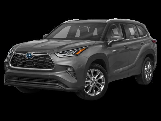 Toyota Hybrid Limited AWD 2021
