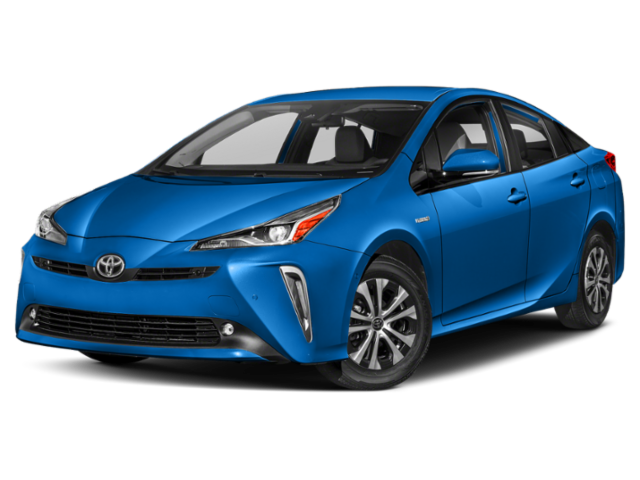 Toyota Technology AWD-e 2021