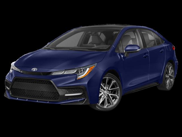 Toyota SE CVT 2021
