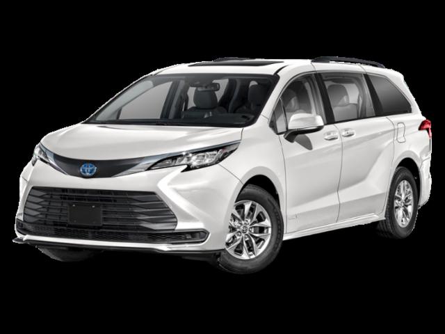 Toyota LE 8-Passenger FWD 2021