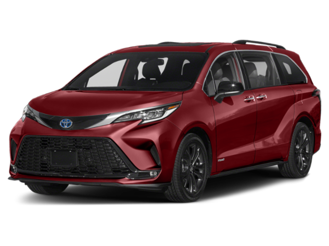 Toyota XSE TA 7 places 2021