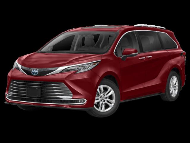 Toyota Limited 7-Passenger FWD 2021