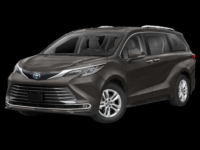 Toyota Limitée TA 7 places 2021