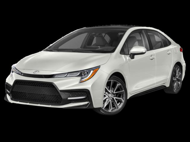 Toyota XSE CVT 2021
