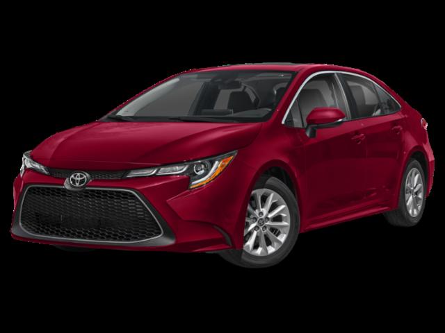 Toyota XLE CVT 2021