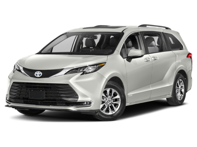 Toyota XLE TI 7 places 2021