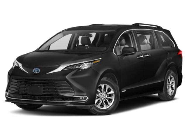 Toyota XLE TA 8 places 2021