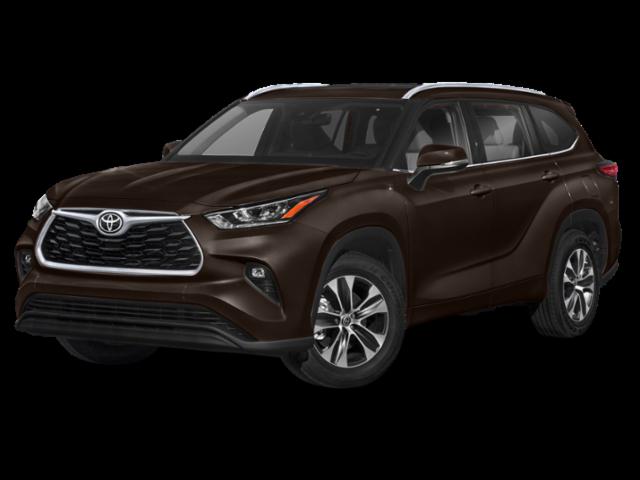 Toyota XLE TI 2021