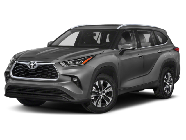 Toyota XLE AWD 2021