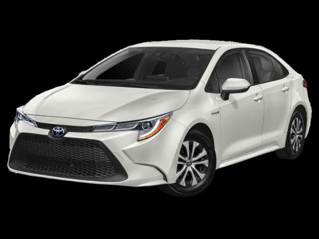 Toyota Hybride CVT 2021