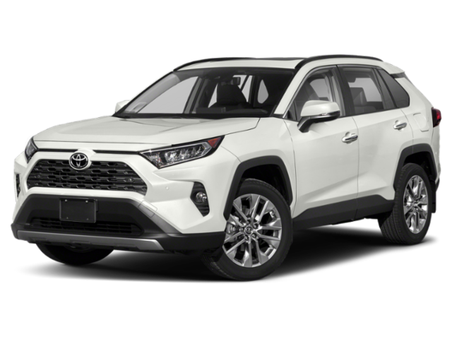 Toyota Limited AWD 2021