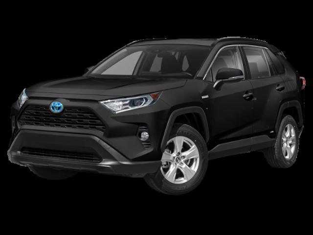 Toyota Hybrid XLE AWD 2021