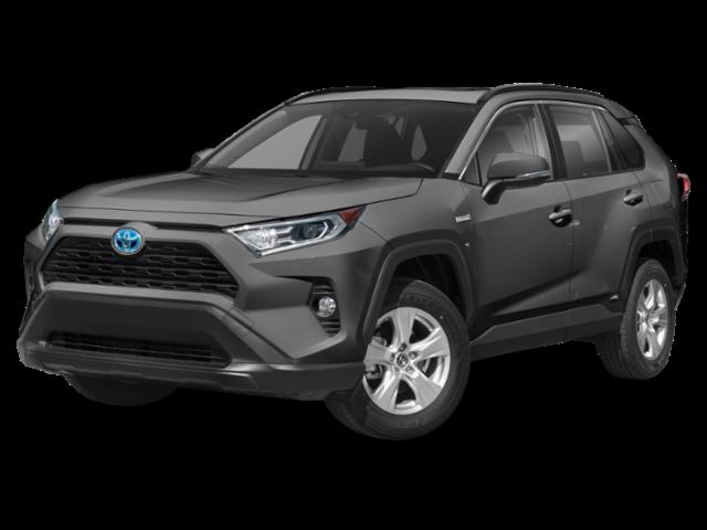 Toyota XLE hybride TI 2021