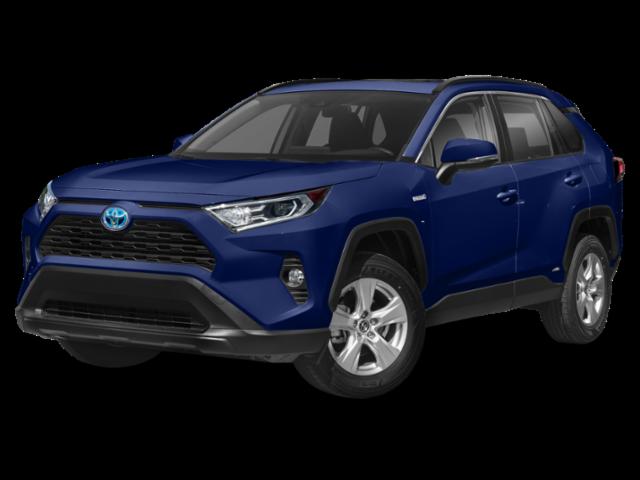 Hybrid XLE AWD
