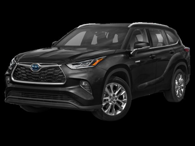 Toyota Hybrid Limited AWD 2020