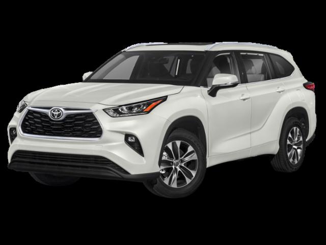 Toyota XLE AWD 2020
