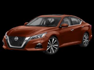 Nissan 2.5 Platinum Sedan 2021
