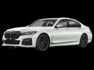 BMW 745Le xDrive Sedan 2021