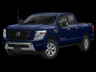 Nissan Platinum Reserve 4x4 Crew Cab 2020