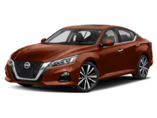 Nissan 2.5 Platinum Sedan 2020
