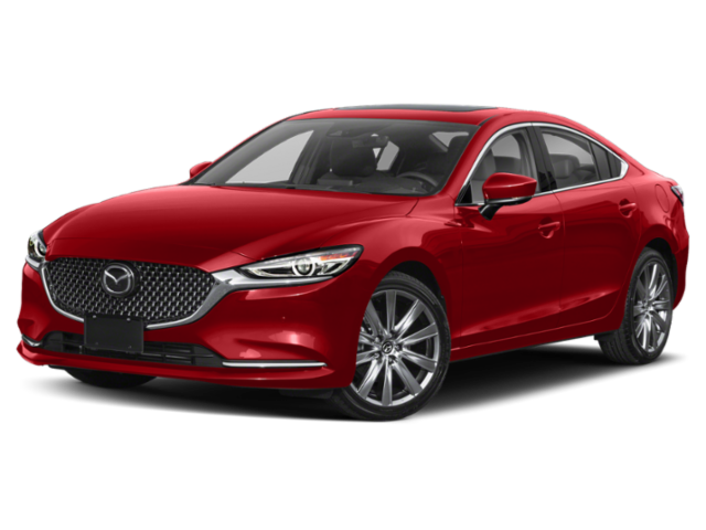 Mazda Signature Automatique 2021