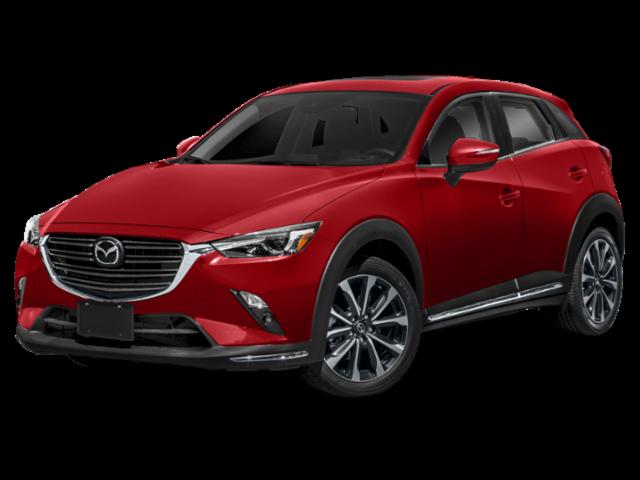 Mazda GT Auto AWD 2021