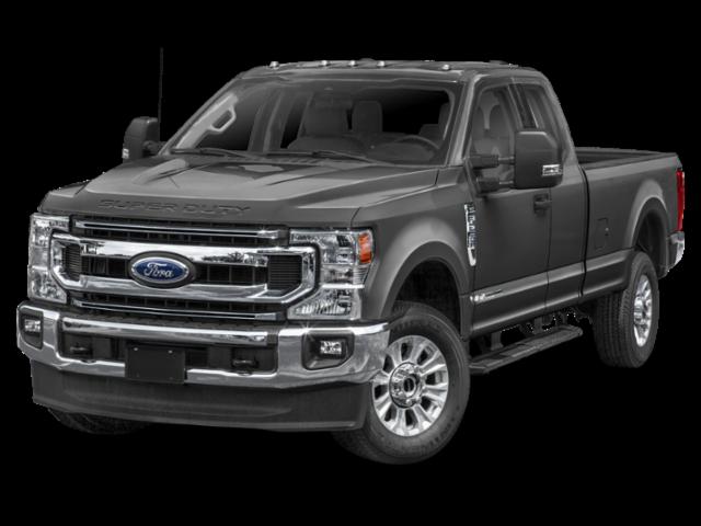 Ford XLT 2WD SuperCab 6.75' Box 2021
