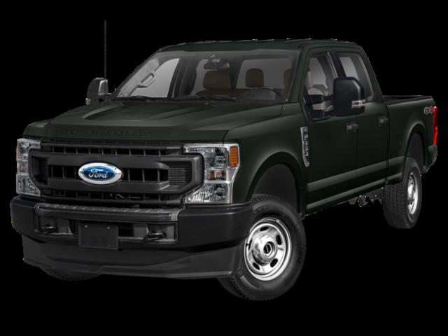 Ford XL 2WD Crew Cab 6.75' Box 2021