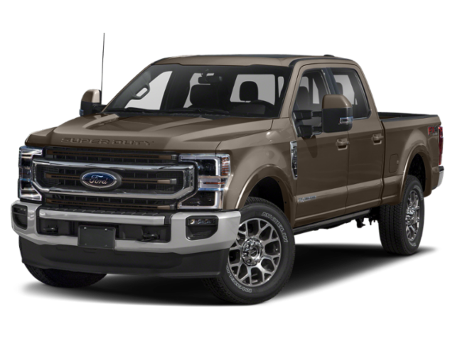 Ford King Ranch 2WD Crew Cab 8' Box 2021