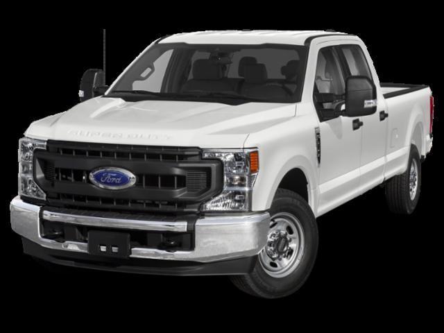 Ford XL 2WD Crew Cab 8' Box 2021