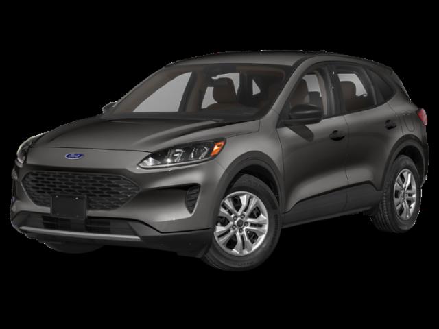 Ford Titanium Hybrid FWD 2021