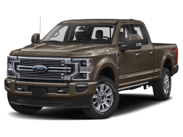 Ford Limited 4WD Crew Cab 8' Box 2021