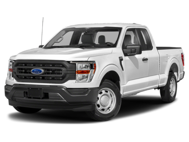 Ford XL cabine double 2RM caisse de 6,5 pi 2021