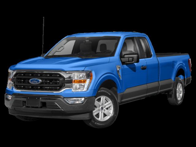 Ford XLT cabine double 2RM caisse de 6,5 pi 2021
